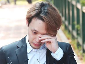 朴有天哭着道歉说了什么 被拘68天后释放的
