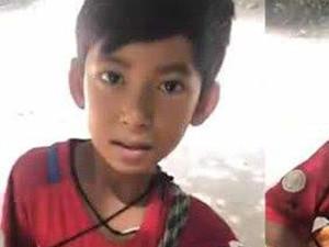 柬埔寨网红男孩现况曝光 沙利个人资料起底他终于圆梦了