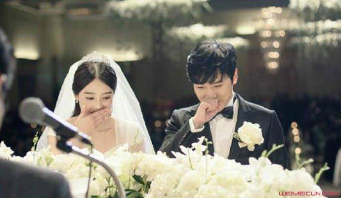 李晟敏金思恩结婚