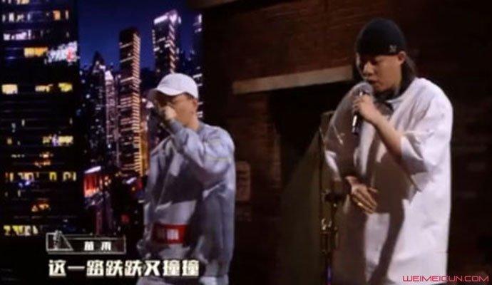 中国新说唱选手