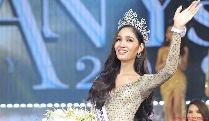 泰国变性选美冠军