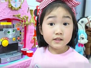 业配是什么意思 6岁Boram靠业配赚钱成为了