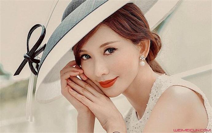 林志玲谈爱上老公的原因