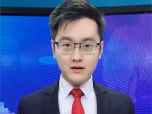 欧文浩个人资料 新闻主播的他是怎么在抖音