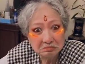洪金宝扮哪吒卖萌 67岁洪金宝近照画风被赞好可爱