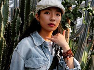 卓玛殷措个人资料 藏族酷女孩上线家庭背景