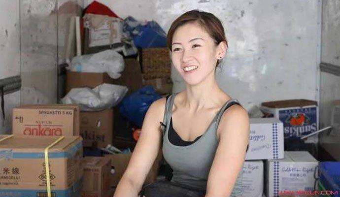 香港最美女搬运工