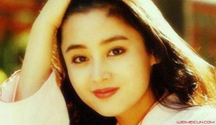 陈凯歌老婆陈红年轻时
