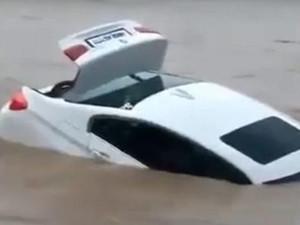 小伙将新车推入河 难道是太贪心了吗原因令人难以置信