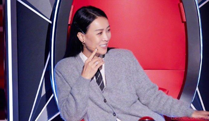 中国好声音导师那英