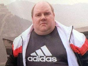 英国男子减95公斤 英国大叔怒甩190斤减肥方式引好奇