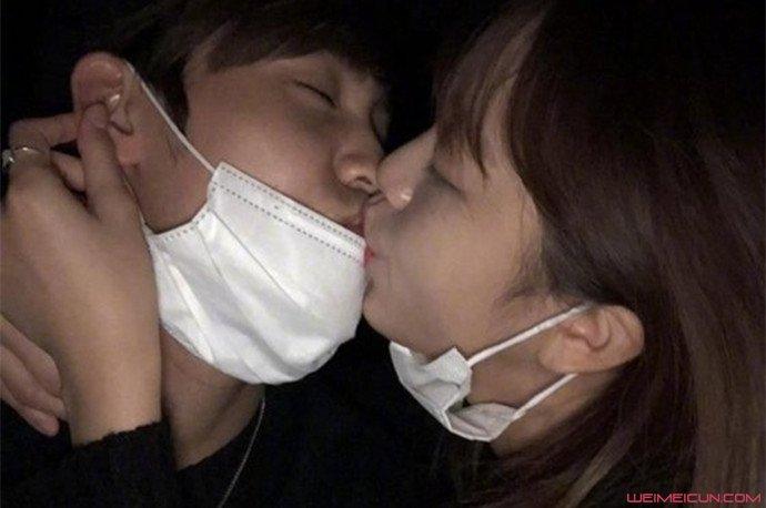 宋有彬金昭希接吻照