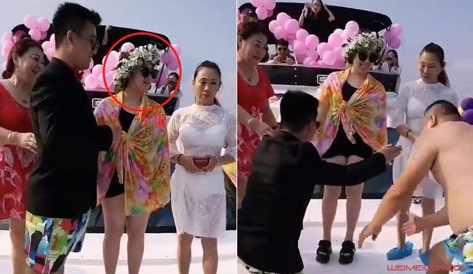 赵本山徒弟小鹏飞求婚丫蛋