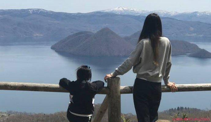 雷佳音妻子和女儿
