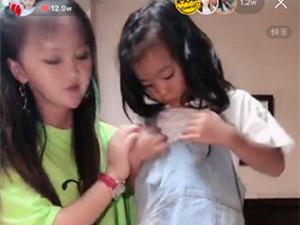 快手小佳丽是谁的女儿 她为什么跟着后妈小文雯拍视频