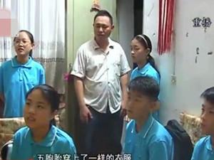 爸爸让5胞胎分班什么情况 没想到家长是因为这两个原因