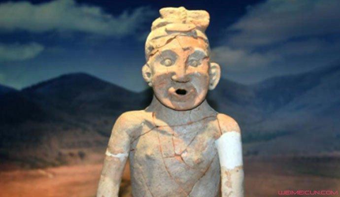 古代陶人中华祖神