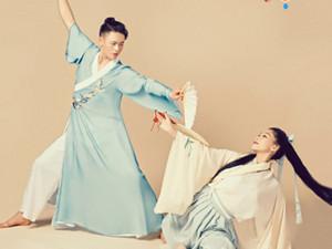 湖北籍舞蹈家夏冰:曼舞清风明星光盛世朗