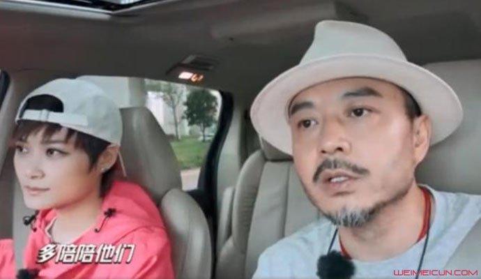 汪涵开车接李宇春