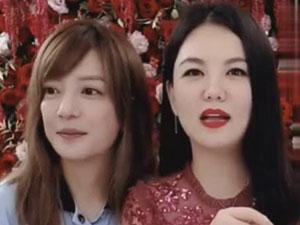 赵薇李湘直播卖红酒怎么回事 李湘变身女主