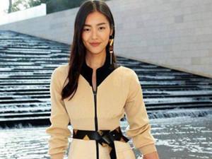 刘雯首次缺席时装周 详情曝光背后原因或许