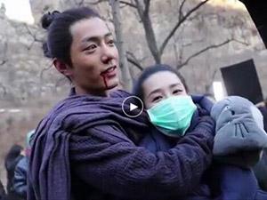 肖战搂李沁脖子 揭秘举止亲昵的二人究竟是什么关系