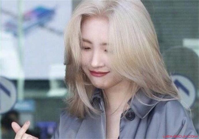 宣美撞脸刘亦菲原因曝光