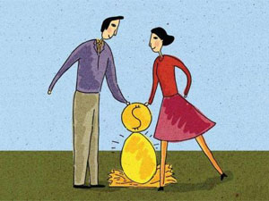 新婚夫妻如何理财谁来管钱?财运不好如何转