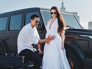 王阳明宣布老婆怀孕 与妻子蔡诗芸婚恋过程