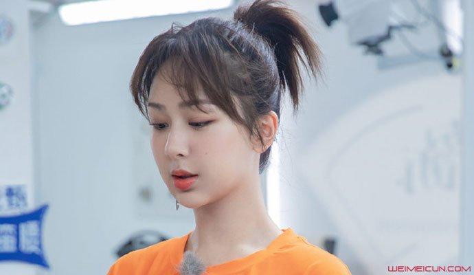 杨紫自曝原名杨旎奥