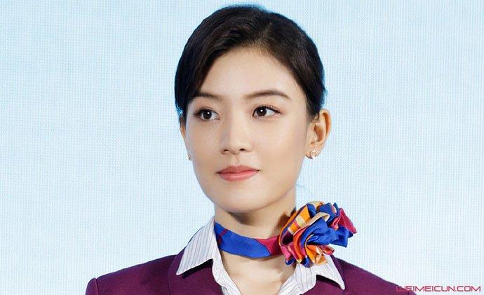 中国机长乘务员张雅玫