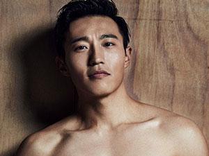 演员王森肌肉写真 赵薇公司唯一男艺人为什么被叫内裤君