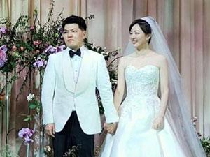 主持人余声结婚 圈外老公魏鹏原来是同学还是成功人士