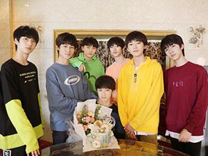台风少年团改名时代少年团 解散重组又改名