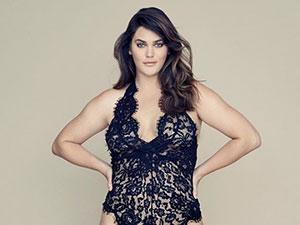 维密签约大码模特 英国模特Ali实力证明胖和
