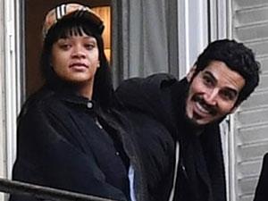 蕾哈娜的男朋友是谁 历任男友开扒现任哈桑是亿万富商