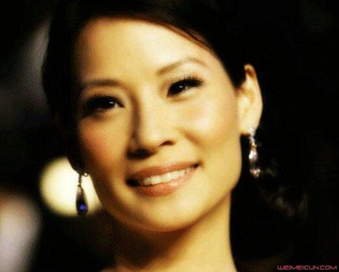劉玉玲年輕時候的美照
