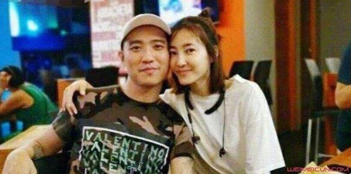 王麗坤被曝閃婚