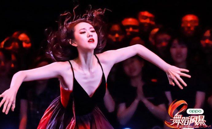 舞蹈风暴胡婕