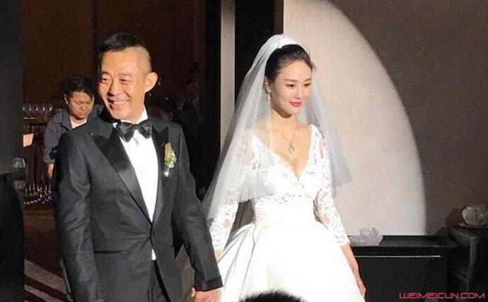 侯勇现任妻子王瑞是圈外人