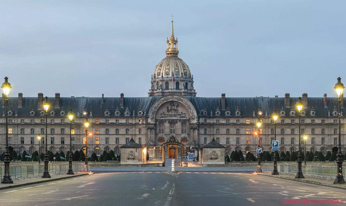 法国举办世纪婚礼