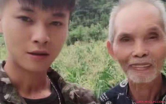 许华升和爷爷是亲的吗