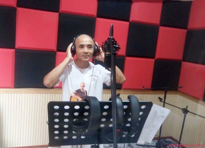 男歌手王智成