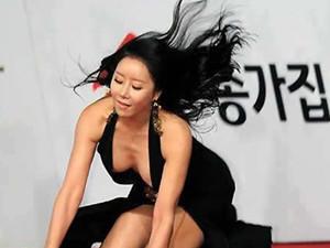 韩女星家暴被判刑 河娜京承认家暴男友她曾