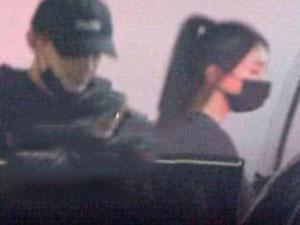 林更新新恋情疑曝光 神秘女子正面被拍网友