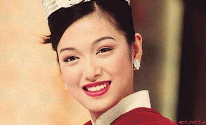 香港小姐冠军李珊珊