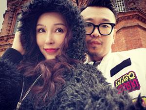 黄妍菲老公是谁 因一张照片与文章传绯闻人