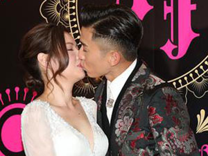 TVB艺人陈山聪结婚 43岁二度结婚揭现任老婆