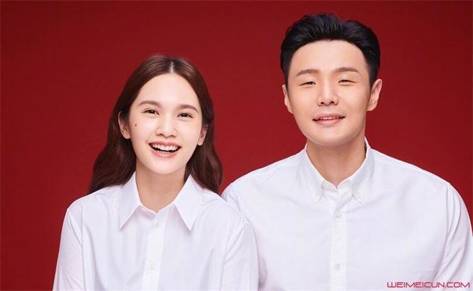 杨丞琳李荣浩结婚照