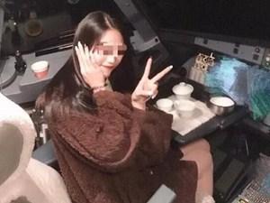 桂林航空机长停飞 后续指出机舱网红与机长